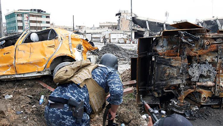"""""""Nos dijeron que era una evacuación"""": el EI mata a 17 personas de una misma familia"""