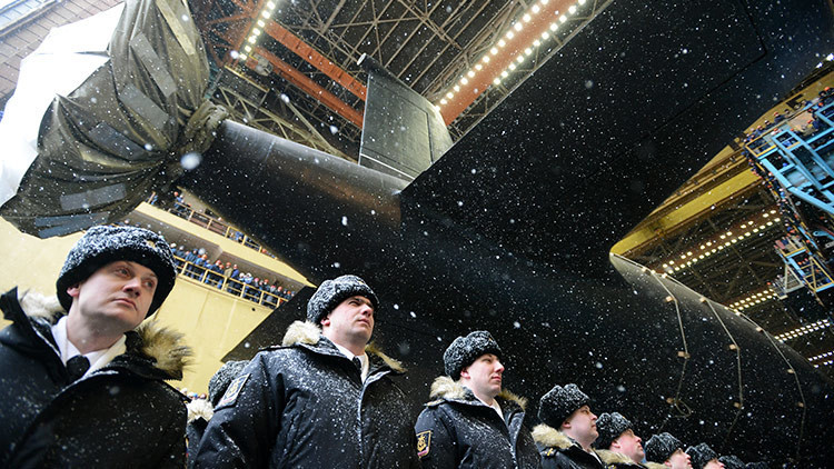 """""""El nuevo submarino Kazán es el más terrible oponente de la Marina de EE.UU."""""""