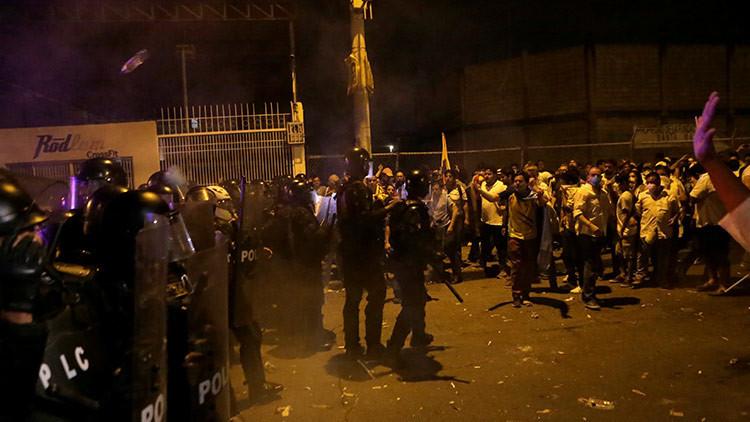 Tensión en Ecuador tras conocerse los resultados electorales