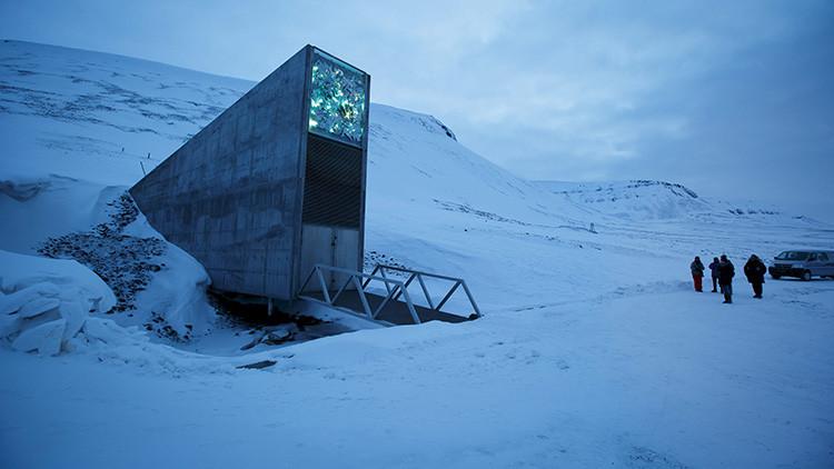 Así es la nueva 'bóveda del fin del mundo' que conservará datos de todos los campos del saber