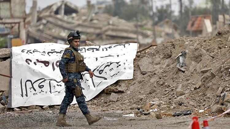 """RT desde Mosul: Irak """"censura y suprime"""" la cobertura mediática de la asediada ciudad"""