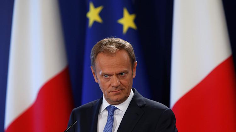 """El líder de Gibraltar afirma que el presidente del Consejo Europeo actúa como """"un marido cornudo"""""""