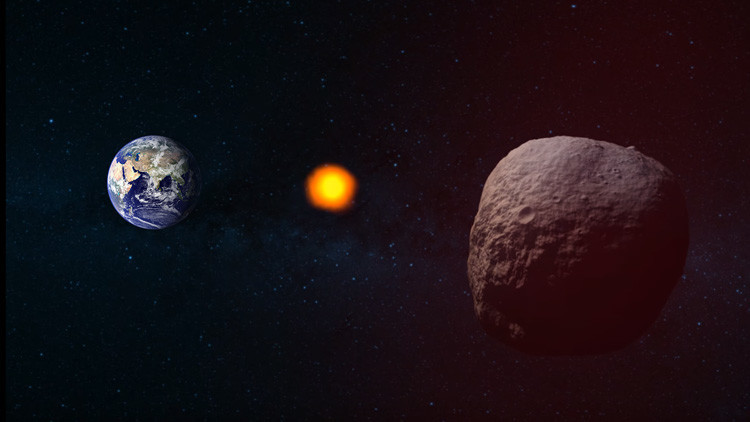 Cuenta atrás: Un enorme asteroide a toda marcha hacia la Tierra
