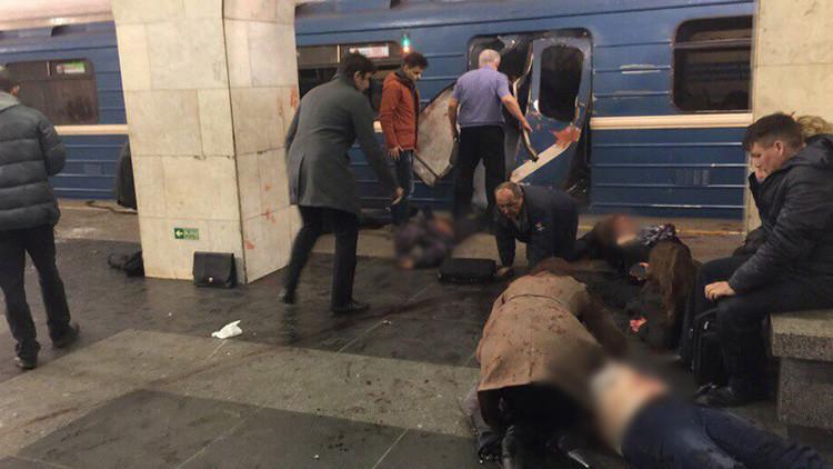 Todo sobre el atentado en el metro de San Petersburgo
