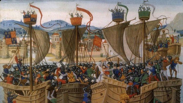 El almirante español que hizo temblar a Inglaterra durante la Guerra de los Cien Años