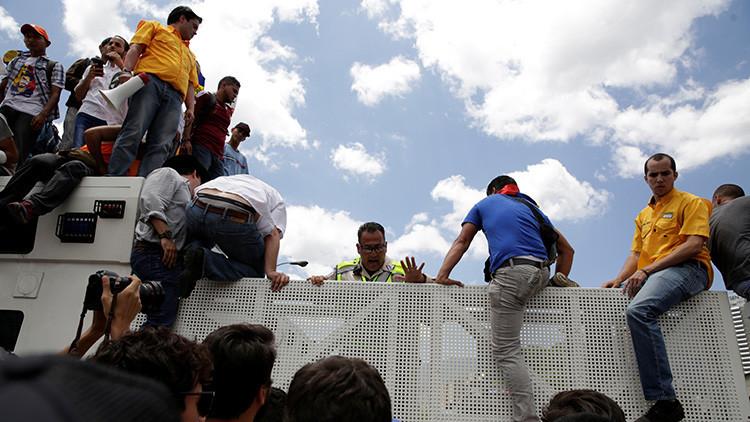 Bolivia suspende sesión de la OEA sobre situación en Venezuela