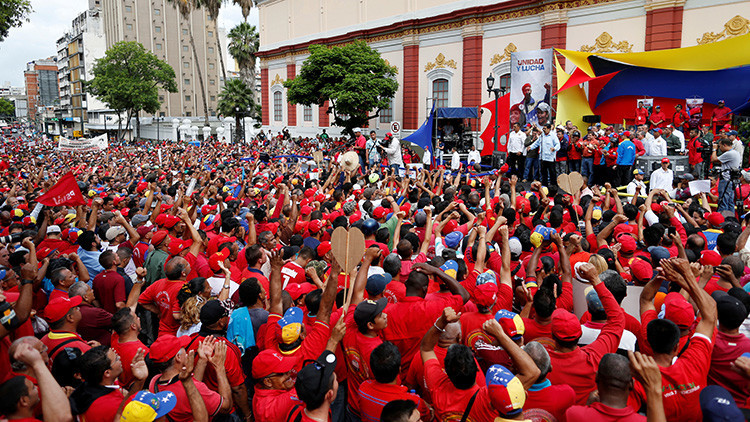 """""""Se está levantando una nueva ola revolucionaria en América Latina"""""""