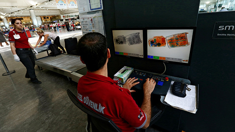Los terroristas buscan el modo de burlar los controles de los aeropuertos con portátiles-bomba