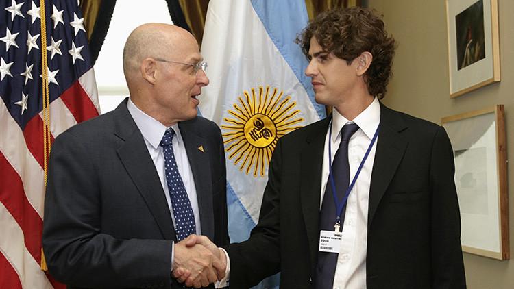 Renuncia a su cargo el embajador de Argentina en EE.UU.