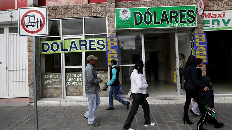 Cae el envío de remesas desde Estados Unidos hacia México