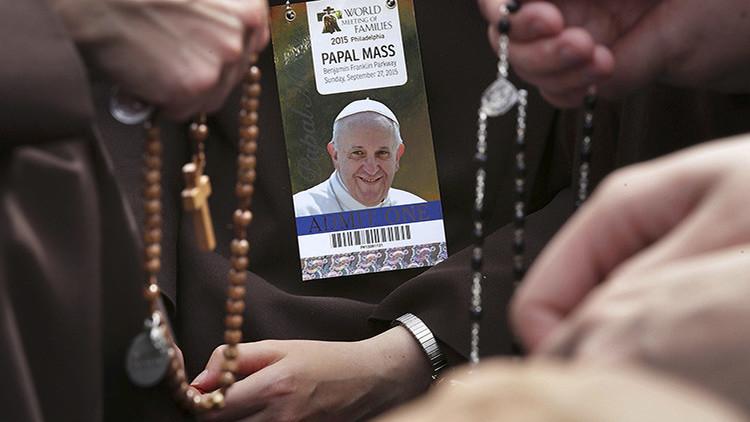 Un joven estadounidense admite haber planeado el asesinato del papa Francisco