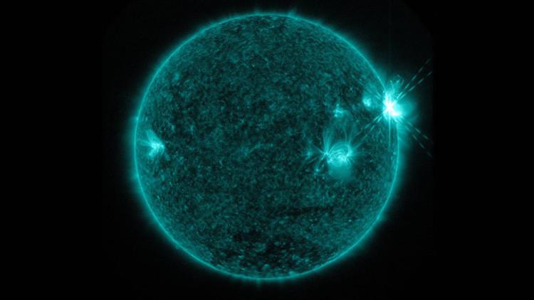 Tres erupciones solares en 24 horas: La NASA capta fascinantes imágenes del fenómeno