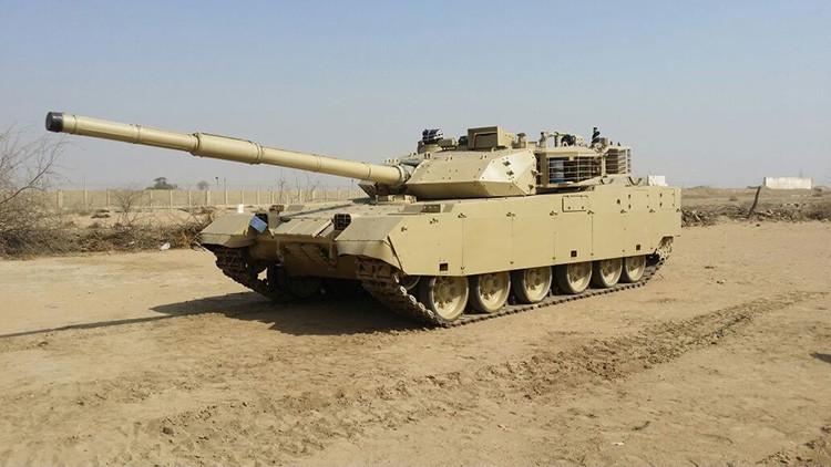 Tailandia abandona el armamento de EE.UU. y compra nuevos tanques a China