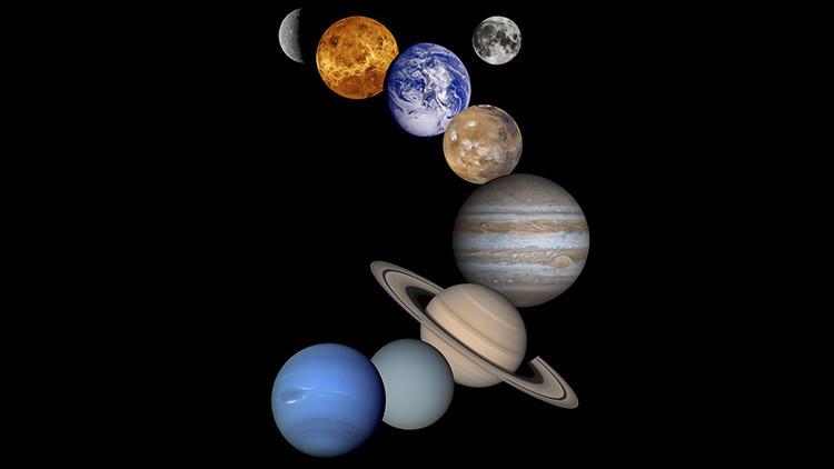 Encuentran cuatro candidatos para ser el Planeta X