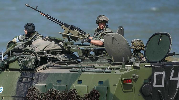 El secretario general de la OTAN insta a los Estados europeos a aumentar el gasto en defensa