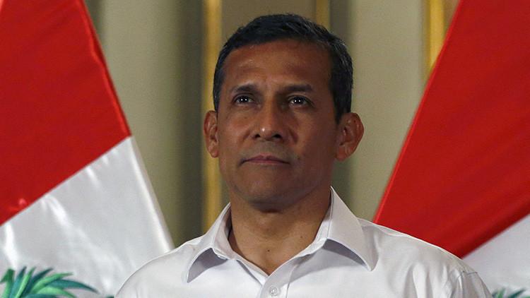 El Congreso del Perú investigará al expresidente Humala y a dos miembros de su Administración