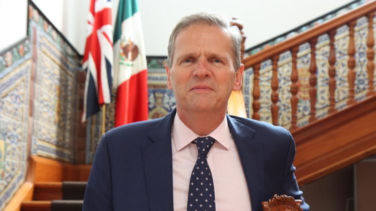 ¿Cómo afecta el 'Brexit' a México? RT habla con el embajador de Reino Unido