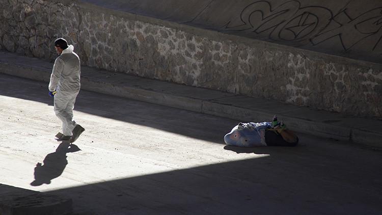 La violencia le cuesta a cada mexicano 10 meses de salario mínimo