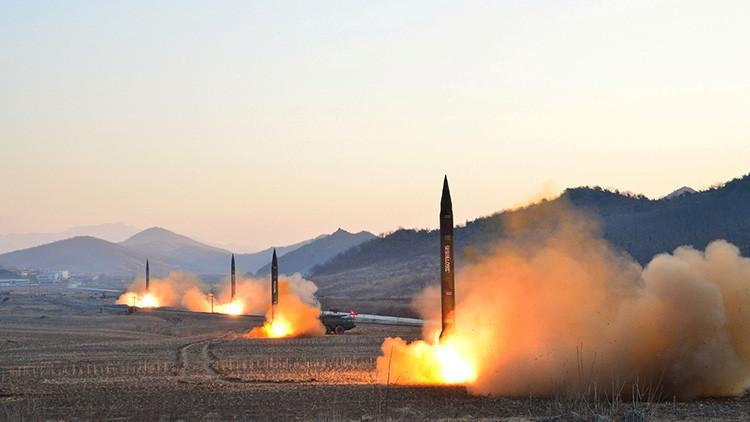 Corea del Norte lanza un misil no identificado en el mar de Japón