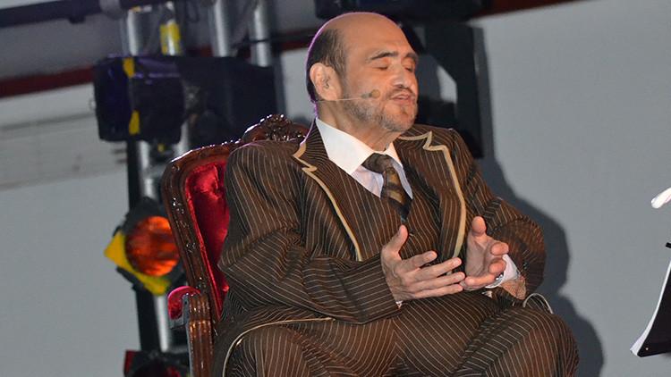 El 'señor Barriga' revela que padece una grave enfermedad
