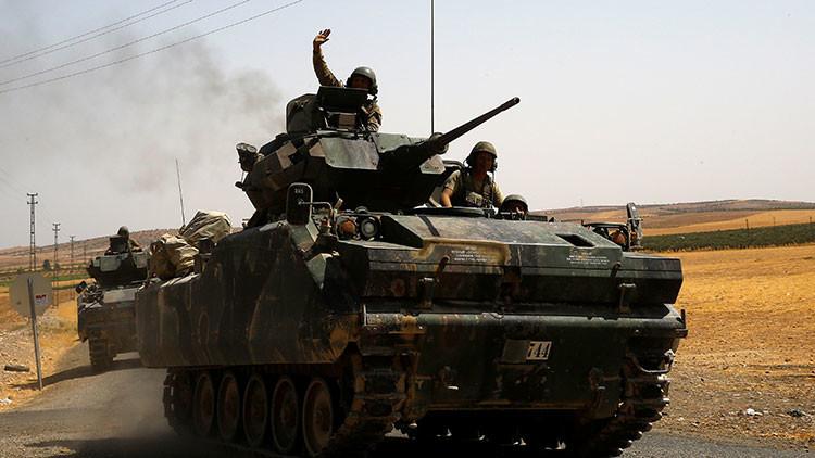 Siria acusa a Turquía de violar su soberanía y modificar los límites de la frontera unilateralmente