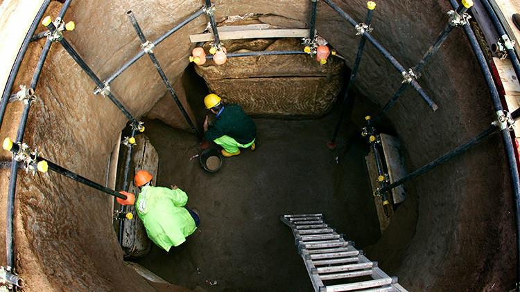 Hallan por casualidad el acueducto romano más antiguo del mundo