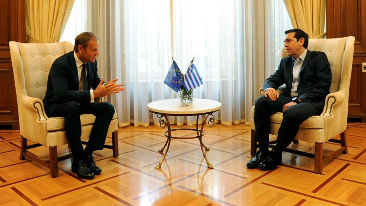 Grecia pedirá una cumbre de la eurozona si no se soluciona su deuda