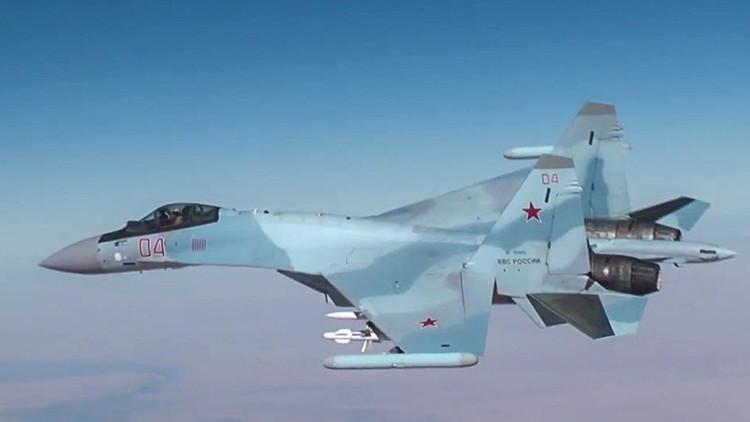 Rusia continuará apoyando a Siria en la lucha antiterrorista
