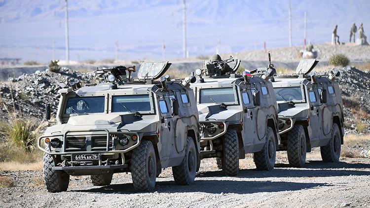A la caza de los blindados rusos: América Latina está interesada en los Tigr y Medved