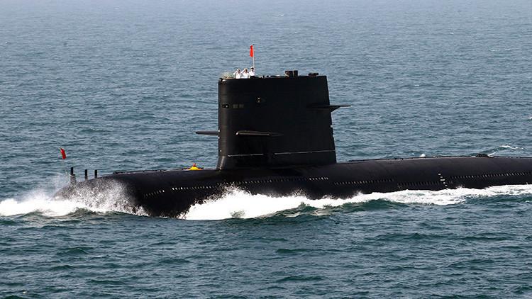 Ingenieros chinos con experiencia en EE.UU. desarrollan un submarino prácticamente indetectable