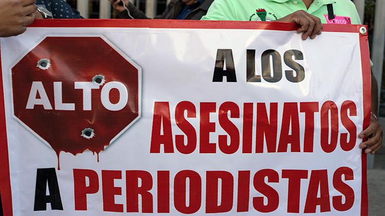 El periodismo en México se encuentra bajo la línea de fuego