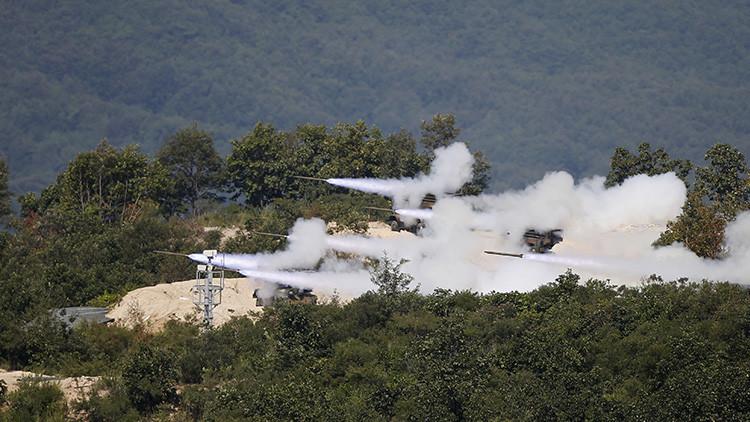 Corea del Sur realiza una prueba exitosa de su propio misil balístico de largo alcance