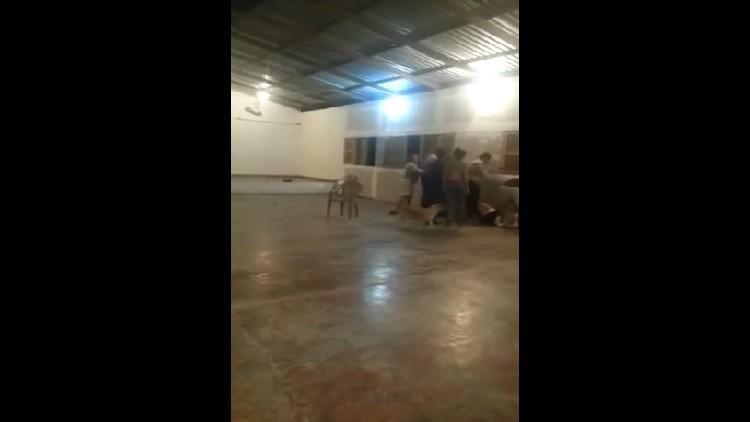 Feroz pelea entre mujeres en una iglesia por el amor de un pastor evangélico