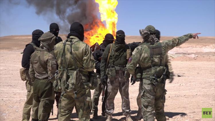 ISIS Hunters, la brigada que caza yihadistas y custodia los campos petroleros sirios (VIDEO)