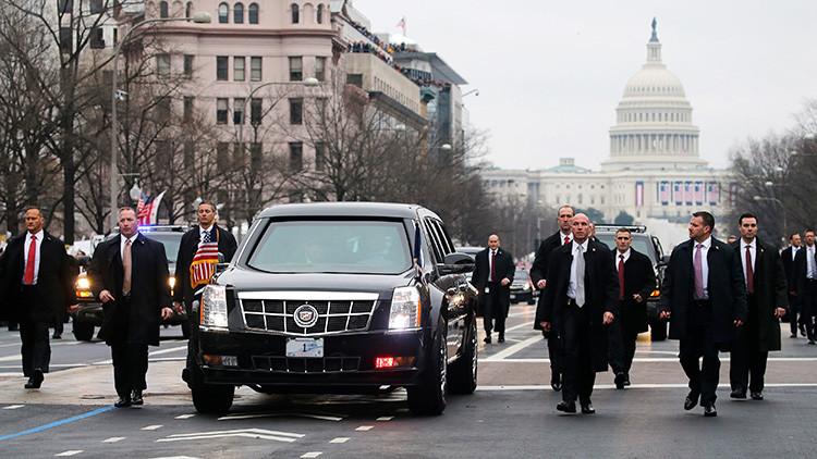 Suspenden a un guardaespaldas del vicepresidente estadounidense por citarse con una prostituta