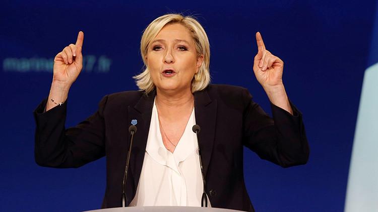 ¿Volará el Cisne Negro sobre Francia? Las posiblidades de victoria de Le Pen
