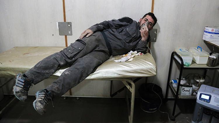 ¿Falsa bandera? El periodista 'visionario' y otras incongruencias del ataque químico