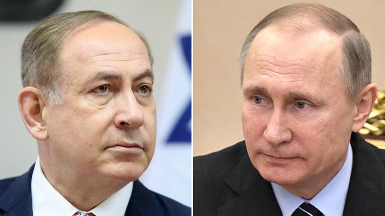 """Putin: """"Las acusaciones no justificadas relacionadas con el ataque en Idlib son inaceptables"""""""
