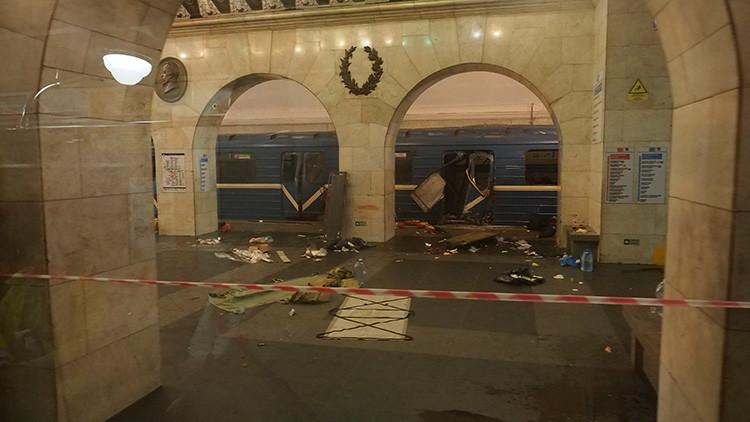 Explican por qué ningún grupo terrorista asume la responsabilidad del atentado en San Petersburgo