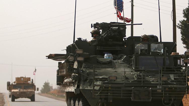 Trump contempla llevar a cabo acciones militares en Siria en represalia por el ataque químico