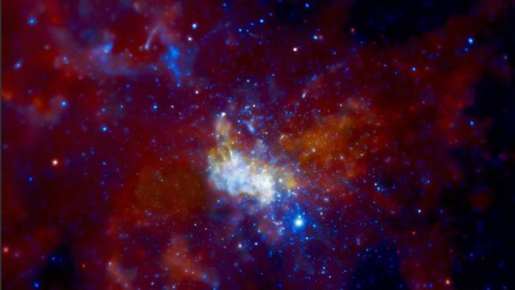 A punto de conseguir la primera foto del agujero negro que está en el centro de nuestra galaxia