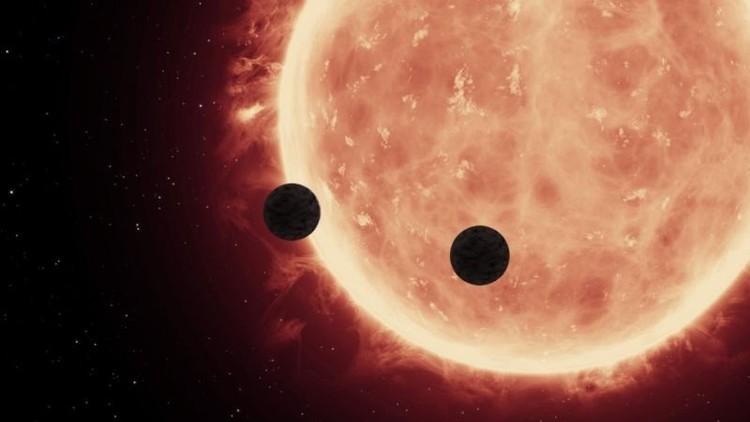 La ciencia trae malas noticias sobre el sistema solar TRAPPIST-1
