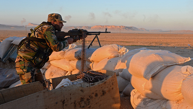 """Siria: """"EE.UU. es ahora aliado del Estado Islámico y del Frente Al Nusra"""""""