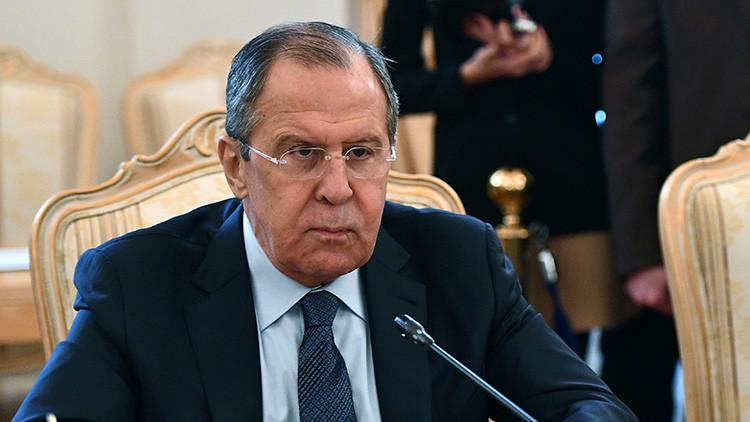 Lavrov demuestra cómo el ataque de EE.UU. contra Siria se parece a la invasión de Irak