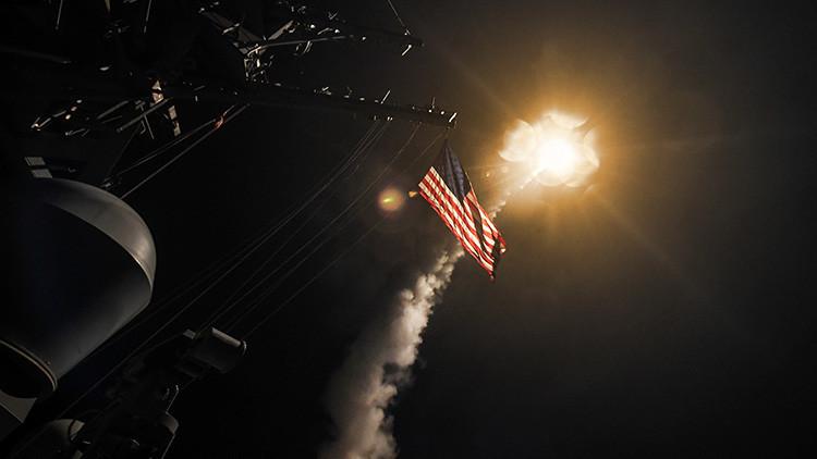 EE.UU. ataca Siria