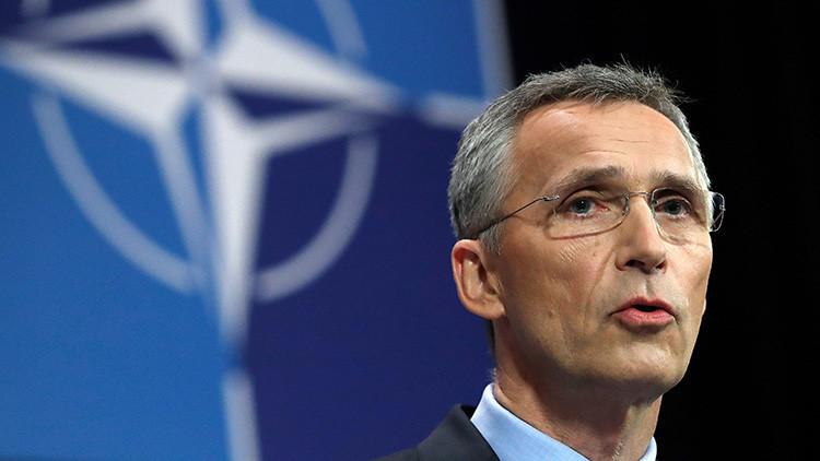 La OTAN culpa a Siria por el ataque de EE.UU. contra su base