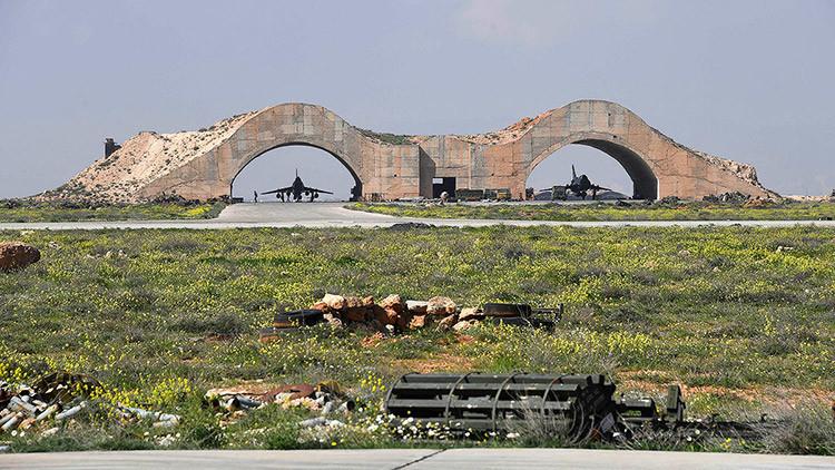 Las imágenes de la destrucción tras la agresión estadounidense a Siria