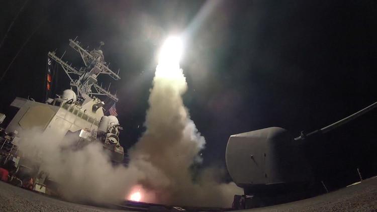 MINUTO A MINUTO: El mundo en vilo tras el primer ataque militar de EE.UU. contra Siria