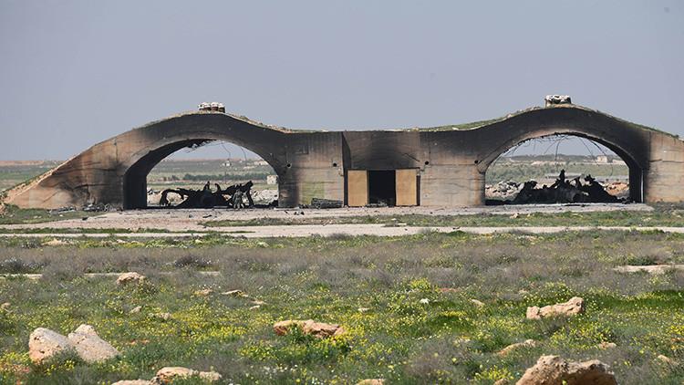 Cruz Roja: Tras el ataque de EE.UU. el de Siria es un conflicto militar internacional