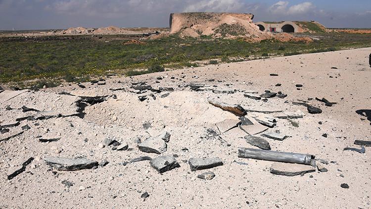 Bombardeo estadounidense contra Siria: ¿Prepotencia o debilidad?